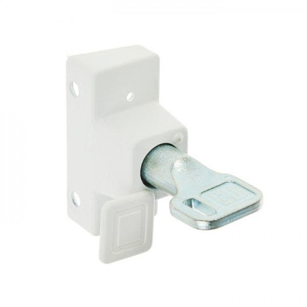 Замок на створку блокировочный Baby Lock, белый (2944184)
