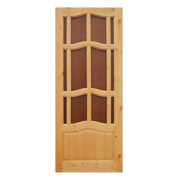 """Дверь остекленная """"АМПИР"""", 60см"""
