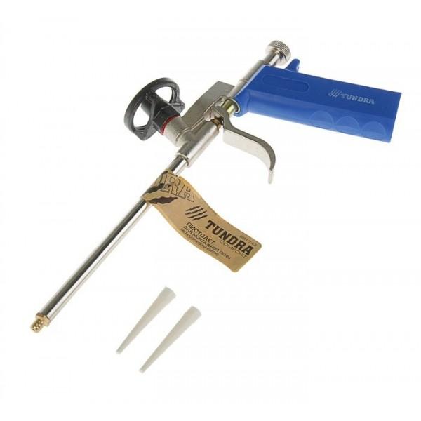 Пистолет для монтажной пены TUNDRA comfort (881743)