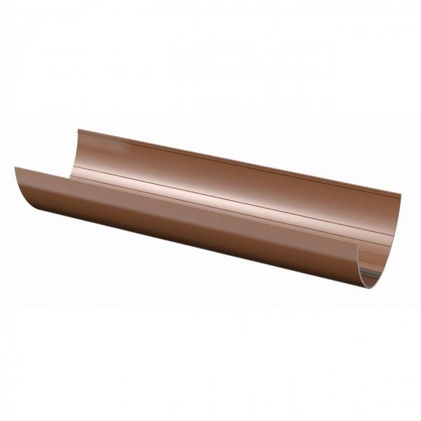 В/сток Желоб коричневый (3м) Verat