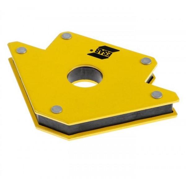 Магнитный угольник для сварки 45/90/135 °, усилие на отрыв 35 кг (5221657)