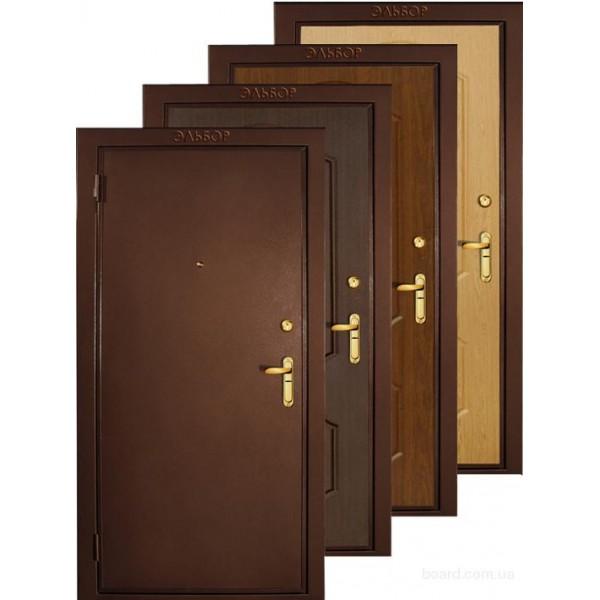Дверь мет. ПРОФИ-2050/850/L (ЛЕВАЯ) мет/мет