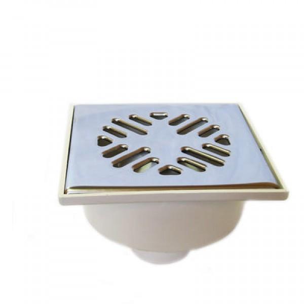 БЕЛ 50 трап прямой 15х15 с металл. решеткой (10596)