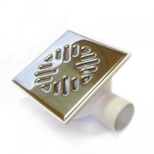 БЕЛ 50 трап косой 15х15 с металл. решеткой (15940)