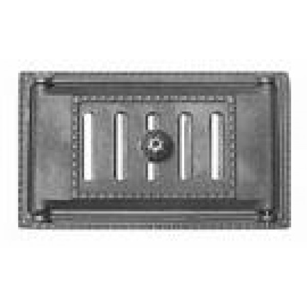 Дверка поддувальная ДП-2А 310х180х97 (245*140) (П7035)