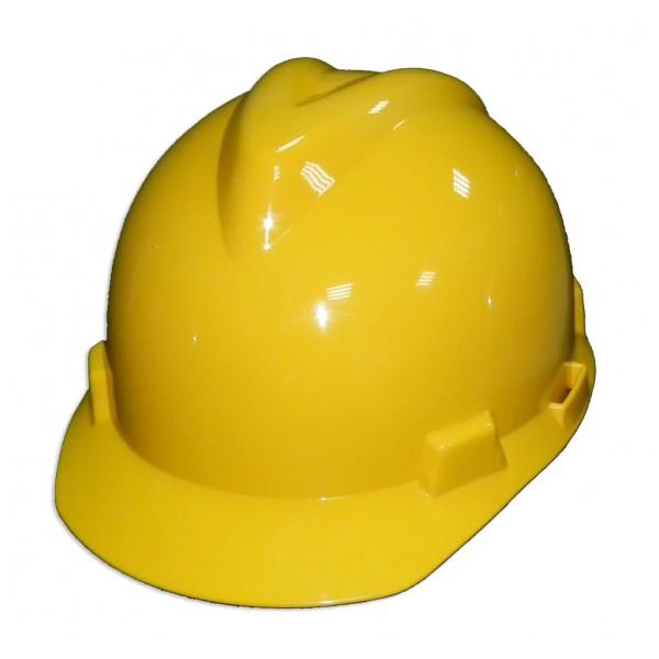 Каска защитная желтая (1247525)
