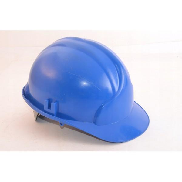 Каска защитная синяя (1247523)