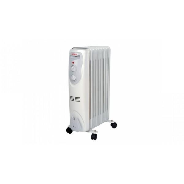 Радиатор масляный ОМ- 7Н (1,5 кВт) Ресанта(67/3/7)