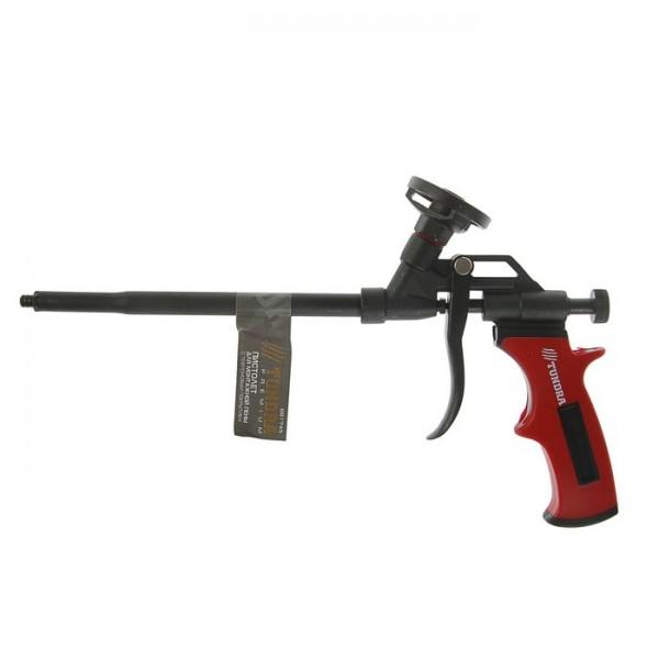 Пистолет для монтажной пены TUNDRA premium, с тефлоновым покрытием(881745)