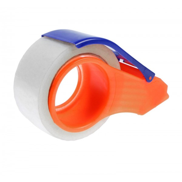 Диспенсер для скотча LOM, пластиковый корпус, 48 мм (4585628)
