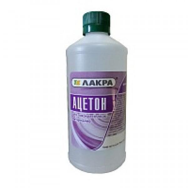 Ацетон  0,5л