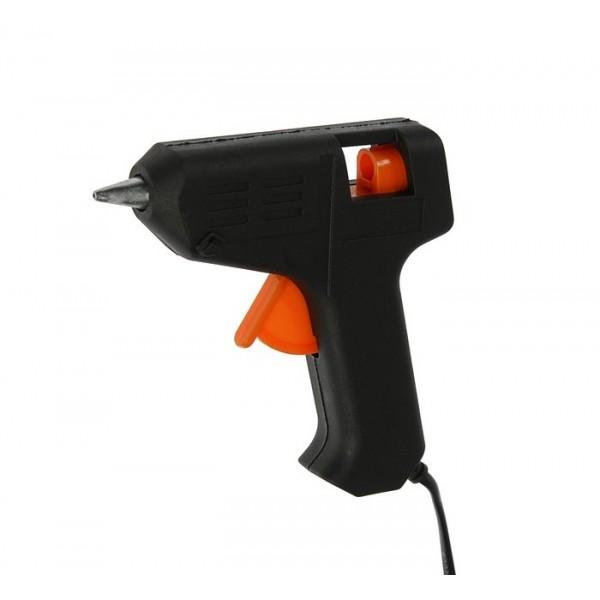Пистолет клеевой 20Вт, 220В, 7мм (1221433)
