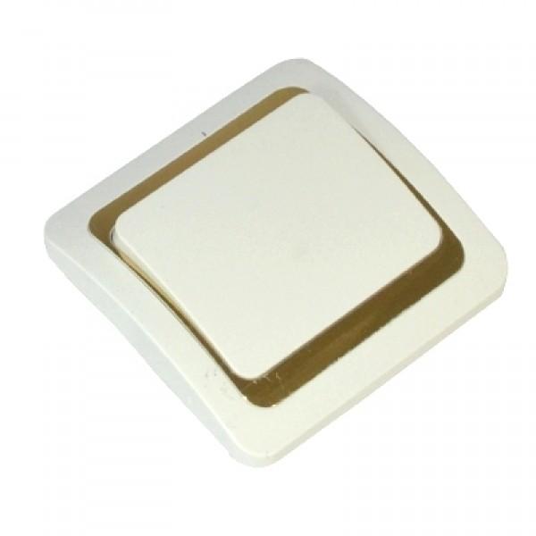Выключатель 1-кл. с подсветкой IP 20 (50345)
