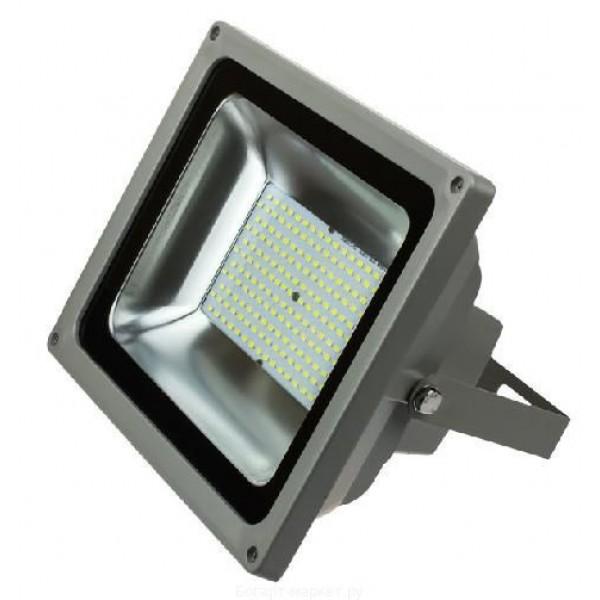 Прожектор LED 100W SMD VLF7-100-6500- B 9000Lm 220V IP65, черный VKL elektric (1013404)