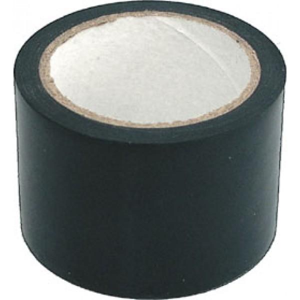 Изолента шир. черная 50мм*10м  (11017ф.)