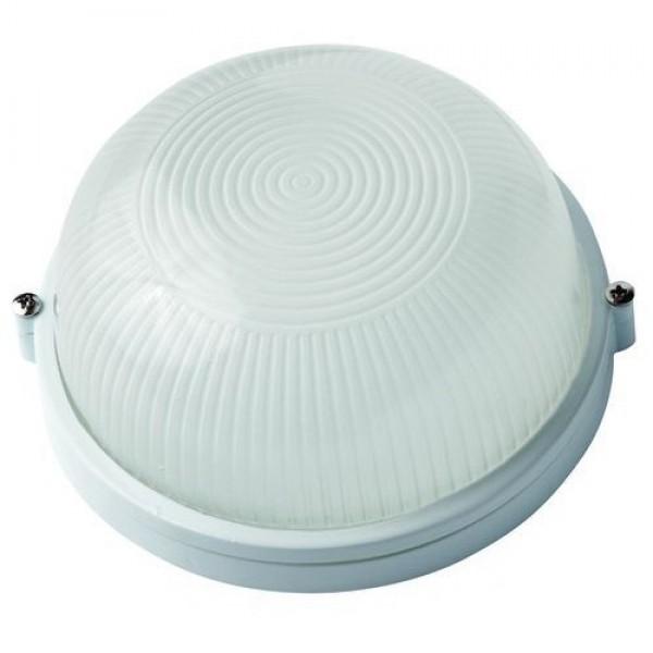 Светильник (НБП 1101Бел.круг 60Вт) IP54 94802 Navigator(51035)