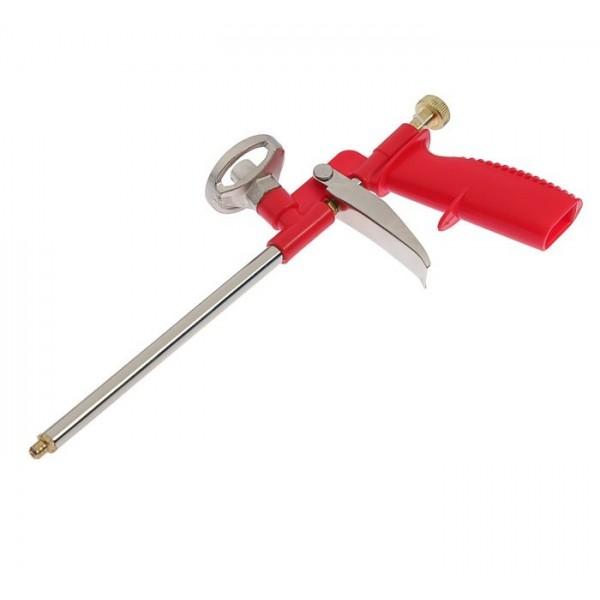 Пистолет д/пены пластик (684-032)