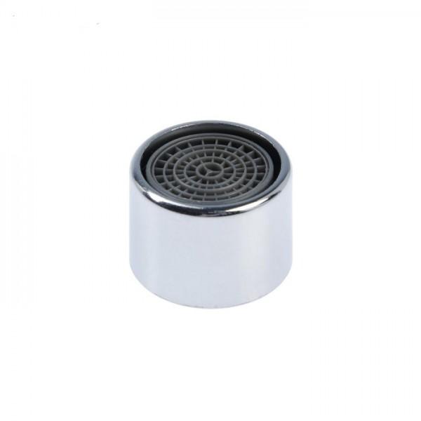 Аэратор, внутренняя резьба, d=20 мм, сетка пластик, корпус пластик, цвет хром (1264257)