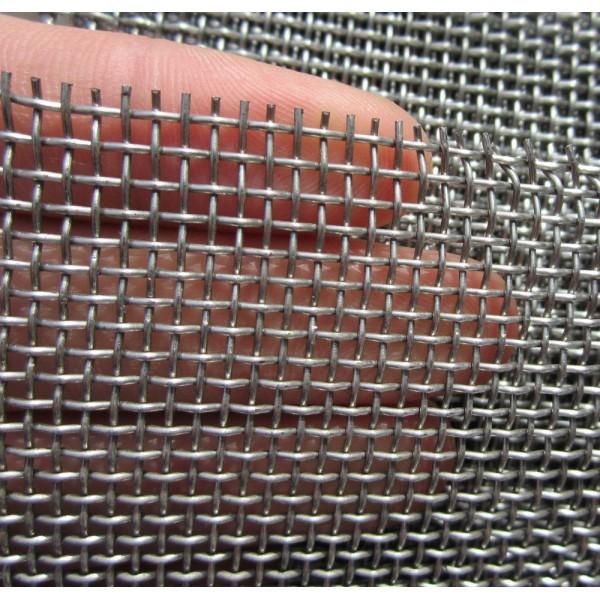 Сетка для просеивания песка яч. 2*2 ш. 1м, д. 1м (67556)