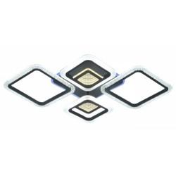 Св-к Х20406/4+1 BK подсветка 3000+BL LED 108W 3000K-600