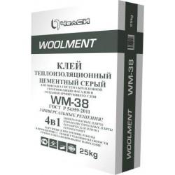 "См штукатурно-клеевая ""Woolment"" WM-38 25кг (56)"